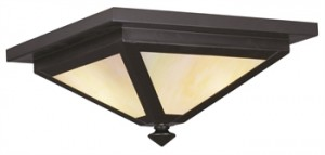 Livex Lighting Outdoor Flush Mount s