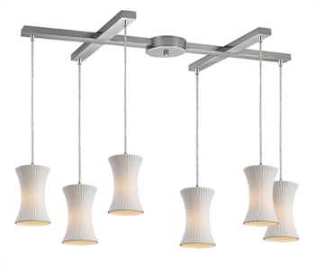 Picture of Elk Lighting 10000/6 Chandeliers from the Cerama   Collection