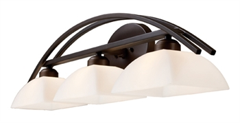 Picture of Elk lighting 10042/3 arches bath bar