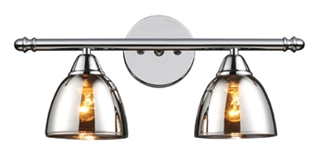 Picture of Elk Lighting 10071/2 Vanity Lighting from the Reflections   Collection