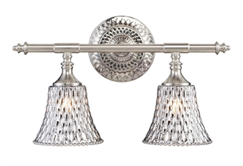 Picture of Elk lighting 10081/2 victoriana bath bar
