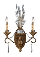 Picture for category Elk 11000/2 Segovia Wall Sconces 15in Spanish Bronze 2-light