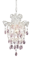 Picture for category Elk 12008/1 Elise Pendants 10in Antique White 1-light