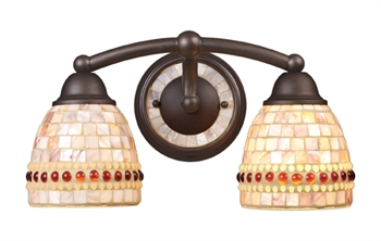 Picture of Elk Lighting 15011/2 Bath Lighting from the Roxana   Collection