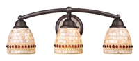 Picture for category Elk Lighting 15012/3 Bath Lighting Roxana