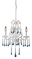 Picture for category Elk Lighting 4001/3AQ Chandeliers Opulence