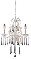 Picture for category Elk Lighting 4001/3CL Chandeliers Opulence