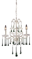 Picture for category Elk Lighting 4001/3LM Chandeliers Opulence