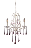 Picture for category Elk Lighting 4001/3RS Chandeliers Opulence