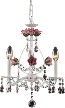 Picture of Elk lighting 4053/3 rosavita chandelier