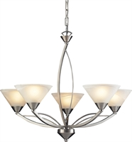 Picture for category Elk Lighting 7637/5 Chandeliers Elysburg