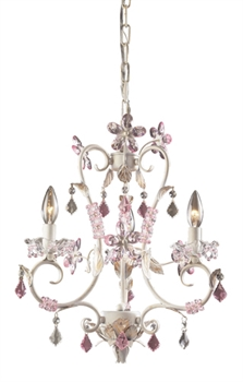 Picture of Elk Lighting 9100/3 Chandeliers from the Julia   Collection