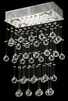 Picture for category Elegant Lighting 2021D16C/RC Chandeliers Galaxy