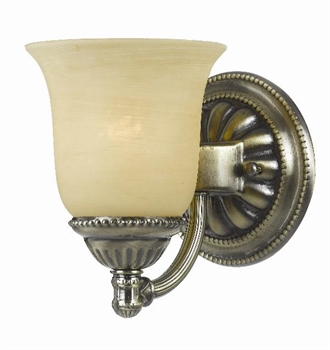 Picture of Crystorama Lighting 681-AB Bath Lighting from the Oxford   Collection