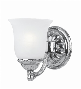 Picture of Crystorama Lighting 681-CH Bath Lighting from the Oxford   Collection