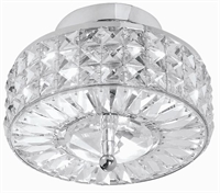 Picture for category Crystorama Lighting 809-CH-CL-MWP Chandeliers Chelsea