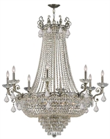 Picture for category Crystorama Lighting 1488-HB-CL-MWP Chandeliers Majestic