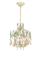Picture for category Crystorama Lighting 4503-CM Chandeliers Ella