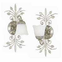 Picture for category Crystorama Lighting 4741-SL Bath Lighting Primrose