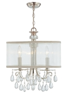 Picture for category Crystorama Lighting 5623-CH Chandeliers Hampton