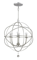 Picture for category Crystorama Lighting 9226-OS Chandeliers Solaris