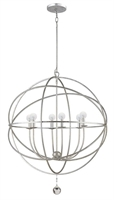 Picture for category Crystorama Lighting 9228-OS Chandeliers Solaris