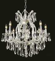 Picture for category Elegant Lighting 2801D26C/RC Chandeliers Maria theresa