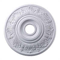 Picture for category Elk M1004WH Ceiling Medallion Lighting