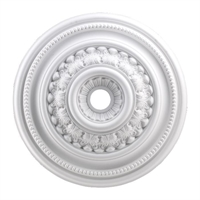 Picture for category Elk M1022WH English study Ceiling Medallion Lighting