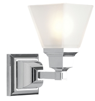 Picture for category Livex Lighting 1031-05 Bath Lighting Mission