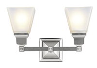 Picture for category Livex Lighting 1032-91 Bath Lighting Mission