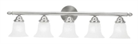 Picture for category Livex Lighting 1065-91 Bath Lighting Home basics