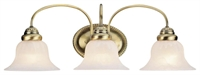 Picture for category Livex Lighting 1533-01 Bath Lighting Edgemont