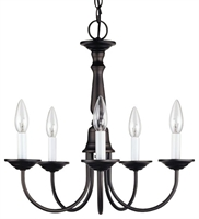 Picture for category Livex Lighting 6030-07 Chandeliers Home basics
