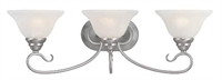 Picture for category Livex Lighting 6103-91 Bath Lighting Coronado