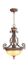 Picture for category Livex 8567-63 Villa verona Mini Pendants 19in 3-light