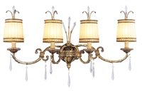 Picture for category Livex Lighting 8814-65 Bath Lighting La bella