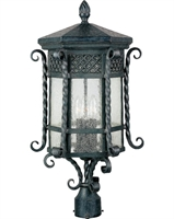 Picture for category Maxim 30120CDCF Scottsdale Outdoor Post Light
