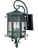 Picture for category Maxim 30124CDCF Scottsdale Outdoor Wall Sconces