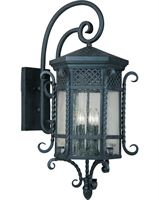 Picture for category Maxim 30126CDCF Scottsdale Outdoor Wall Sconces
