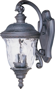Picture of Maxim 3496WGOB Laconia Outdoor Wall Sconces