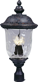 Picture of Maxim 3420WGOB Laconia Outdoor Post Light