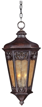Picture of Maxim 40177NSCU Lexington vx Outdoor Deck Lantern