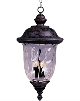 Picture for category Maxim 40428WGOB Laguna Outdoor Deck Lantern