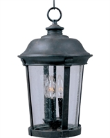 Picture for category Maxim 40099CDBZ Dover vx Outdoor Deck Lantern