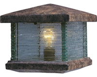 Picture for category Maxim 48736CLET Triumph vx Outdoor Deck Lantern