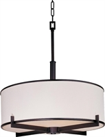 Picture for category Maxim 12053WTOI Nexus Chandeliers