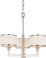 Picture for category Maxim 12054WTSN Nexus Chandeliers