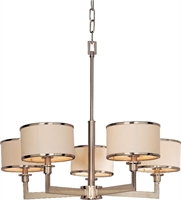 Picture for category Maxim 12055WTSN Nexus Chandeliers