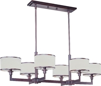 Picture for category Maxim 12057WTOI Nexus Chandeliers